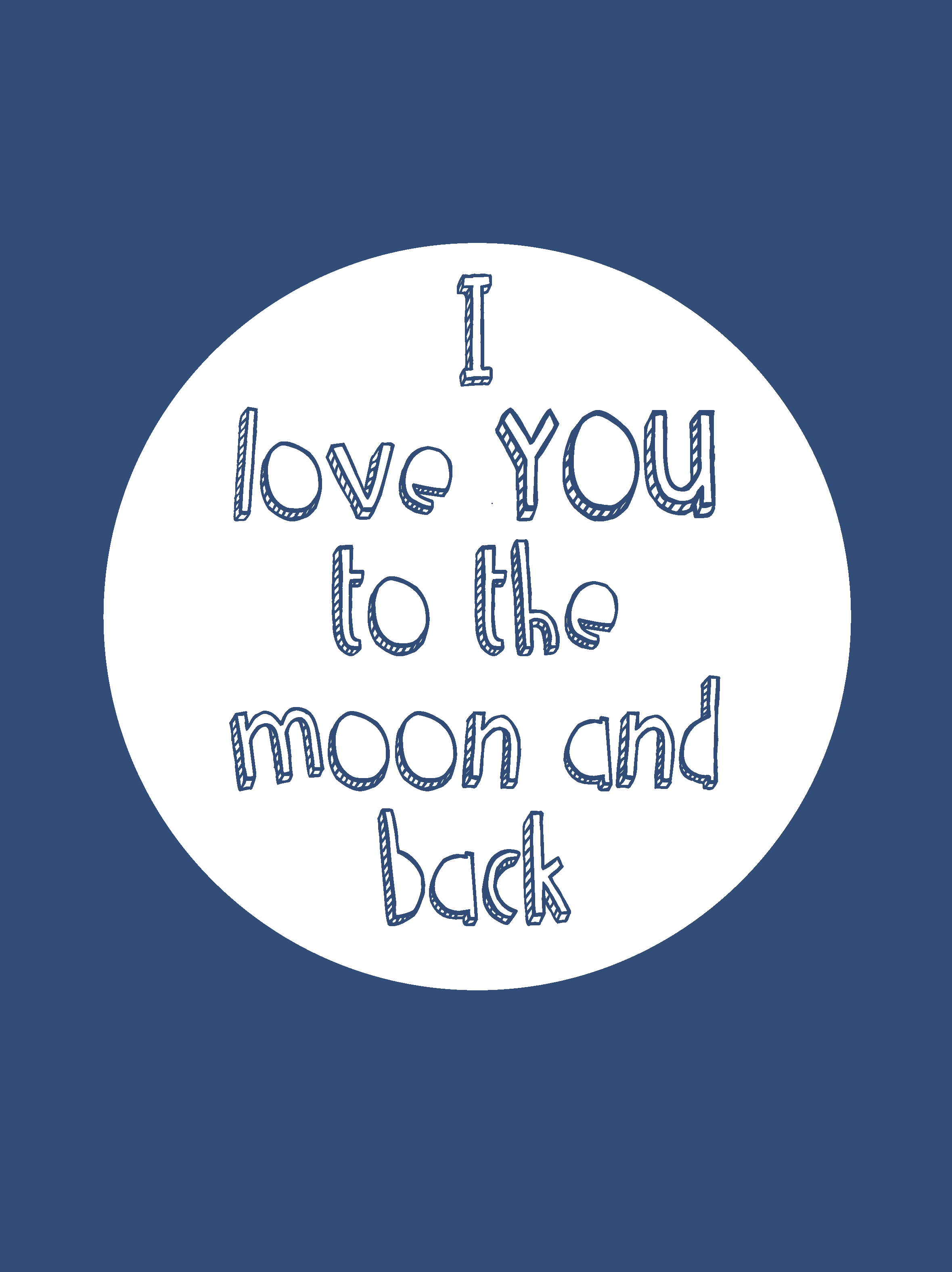 Poster i love you to the moon and back studio inktvis poster 40 x poster i love you to the moon and back studio inktvis poster 40 x 30 cm voltagebd Images