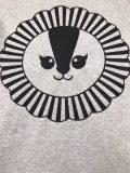 t-shirt leeuw Studio Inktvis