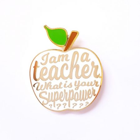 PIN I AM A TEACHER WIT