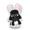 STICKER STAR WARS DARTH BUNNY