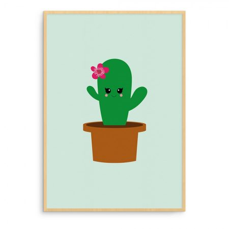 POSTER A3 CACTUS