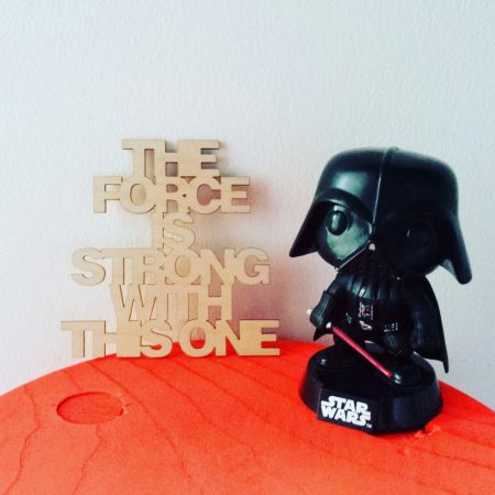HOUTEN QUOTE THE FORCE IS STRONG WITH THIS ONE