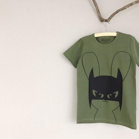 t-shirt batbunny Studio Inktvis