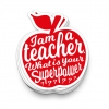 STICKER I AM A TEACHER