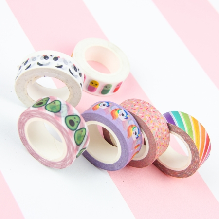 WASHI TAPE sTUDIO iNKTVIS