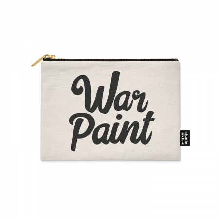 CANVAS ETUI WAR PAINT
