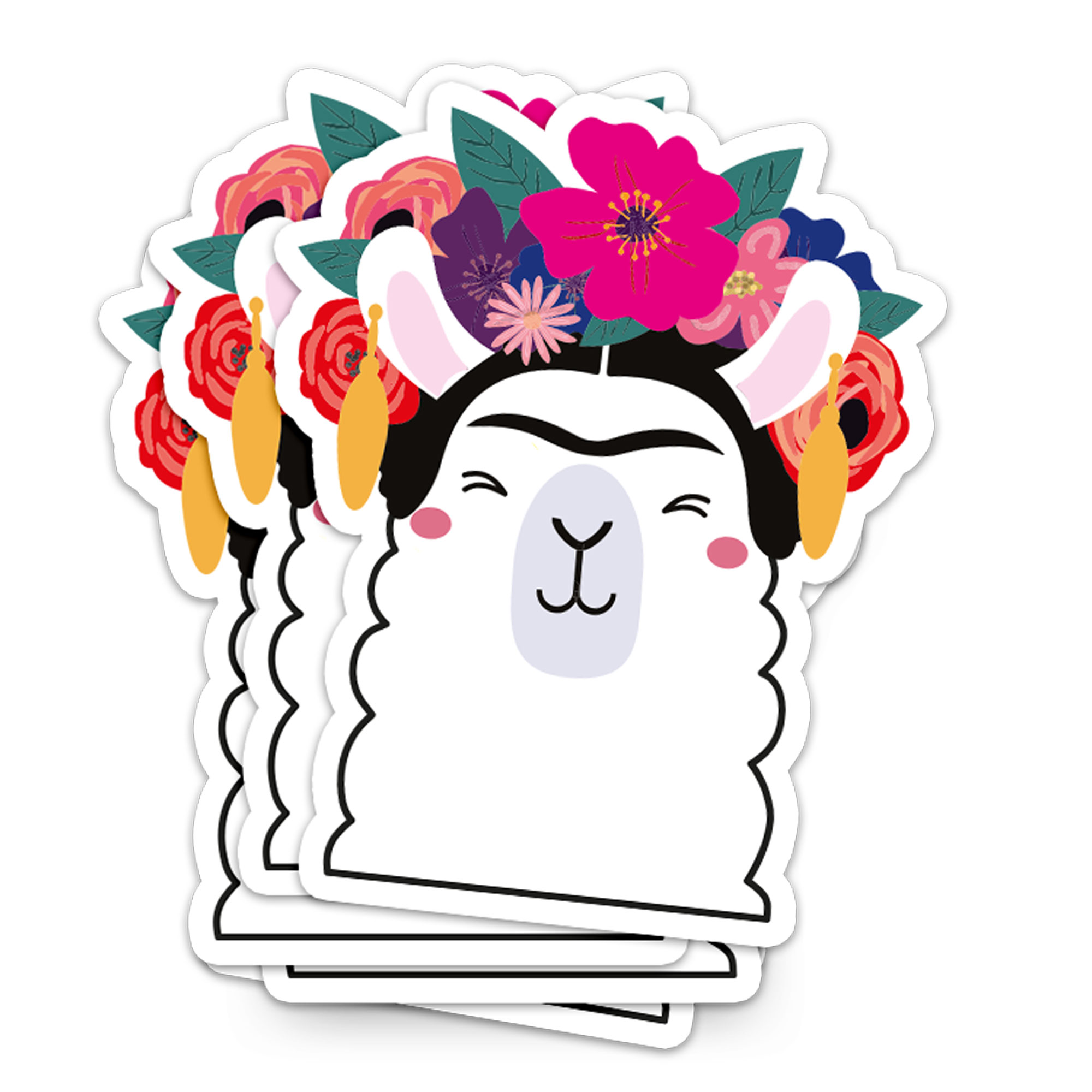 Sticker Frida Kahlo